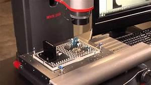 Starrett Manual Vision Measuring System Mvr 200  300