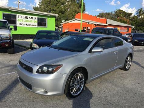 Toyota Scion Tc Cars For Sale In Orlando, Florida