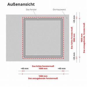 Fenster Richtig Ausmessen : kunststofffenster richtig ausmessen ~ Michelbontemps.com Haus und Dekorationen