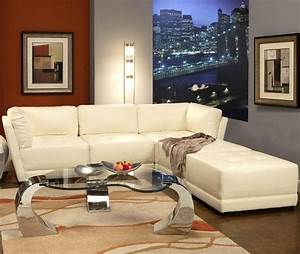 kayson contemporary leather sectional sofa by coaster With modern sectional sofa san francisco