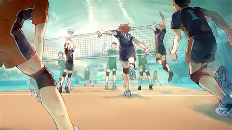 haikyuu wallpaper   cool high resolution