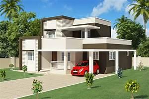 Kerala, Contemporary, Home, Design, At, 1800, Sq, Ft