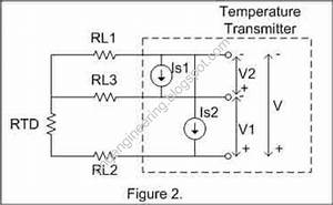 Oil And Gas Engineering  2 Wires  3 Wires  Or 4 Wires Rtd