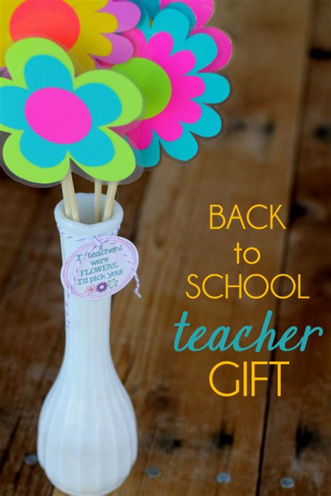 printables    school teacher gift ideas