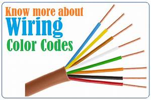 Wiring Color Codes