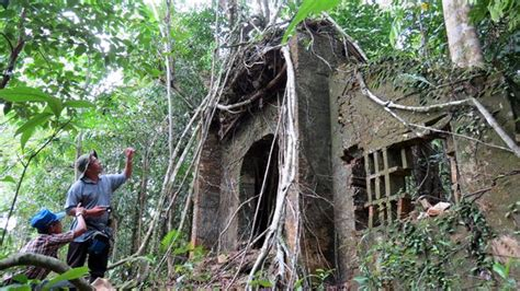objek misterius  pulau belitung  sampai