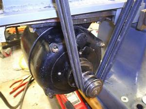 Old Ge Repulsion-induction Motor