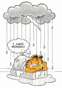 Garfield...mondays & Fridays on Pinterest | Garfield ...