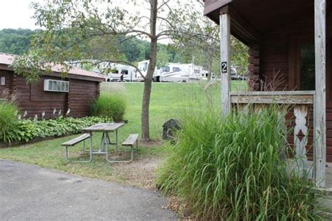 mohican adventures cground cabins loudonville oh a frame cabins along the lake picture of mohican