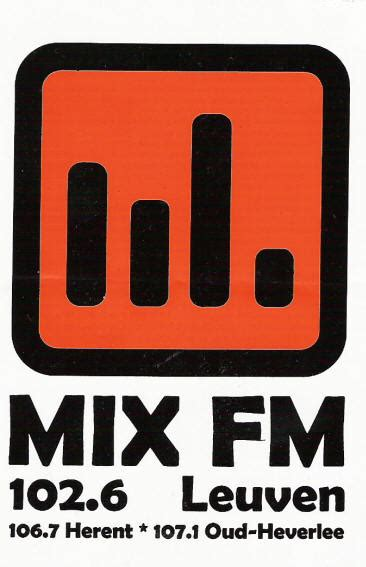 MIX FM | Vlaams Radio Archief