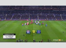 FUTBOL Ligue 1 1617 Olympique Lyon vs Paris Saint