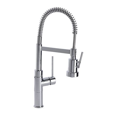 kitchen sink faucets tiber pro professional kitchen tap w handspray sinks 6766
