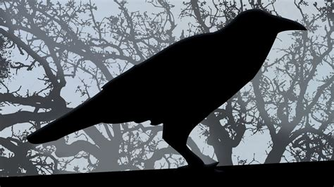 """Scary! Edgar Allan Poe's """"the Raven"""" Read By Edgar Oliver Youtube"""