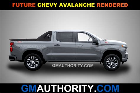 Future 2020 Chevrolet by New Renderings Imagine A New Chevy Avalanche Gm Authority