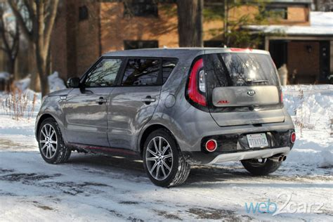 Kia Soul Turbo Kit by 2017 Kia Soul Turbo Review Web2carz