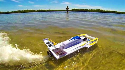 Fast Rc Boat Videos by Aquacraft Miss Seattle First Run Fast Rc Race Boat