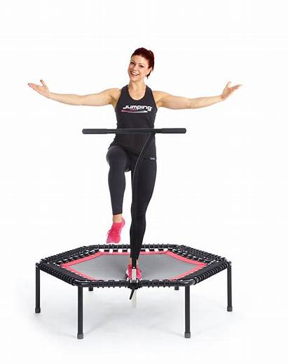Jumping Fitness Trampoline Meaning Gym Dream Symbol