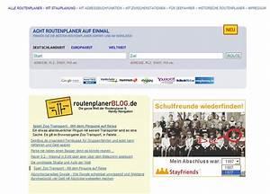 Routenplaner Berechnen : landkartenblog neuer routenplaner auf routenplanerindex ~ Themetempest.com Abrechnung