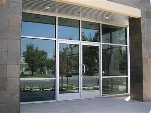 Commercial Glass Entry Doors With Hotel Style, glass door