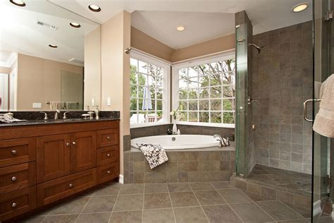 corner tub shower combo bathroom traditional  bathroom
