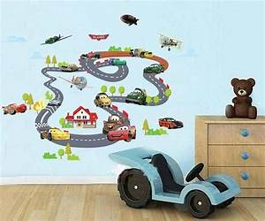 17 best ideas about stickers chambre garcon on pinterest With stickers voiture pour chambre garcon