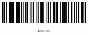 jsbarcode - npm