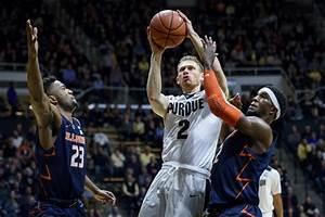 Purdue Men's Basketball Senior Profile: Jon McKeeman ...