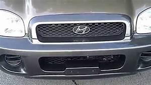 Hyundai Santum Fe 4 Cyl Engine Diagram