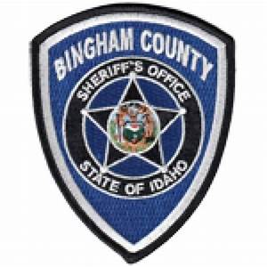 Deputy Sheriff Elbert Percey Sweet, Bingham County Sheriff ...