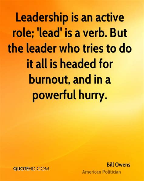leadership role quotes quotesgram