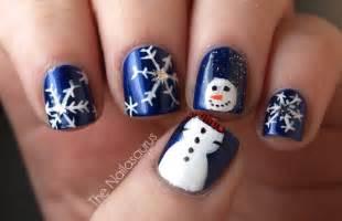 Nail Art Winter : Winter Nail Art And Latest Winter Nail Art Designs