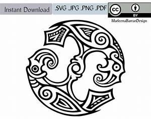Dessin Symbole Viking : tatouage viking loup ~ Nature-et-papiers.com Idées de Décoration