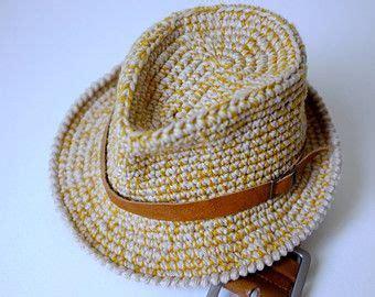 Fedora Hat Template by Fedora Hat Crochet Pattern Free Search Crochet