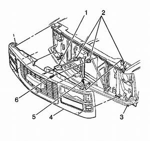I Have A 1996 Chevy K2500 Pickup  I Need To Replace The