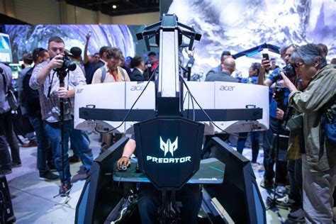 acer s predator thronos air gaming chair will give you a rubdown after your beatdown cnet