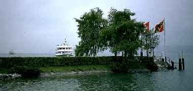 Lake Geneva Postal Boat Tour by Swiss Lake Steamers