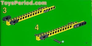 Lego 8205 Bungee Blaster Set Parts Inventory And