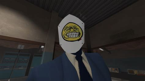 meme faced spy masks revised team fortress  skins