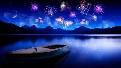 Desktop Wallpapers Backgrounds Night Fireworks Firework Sky