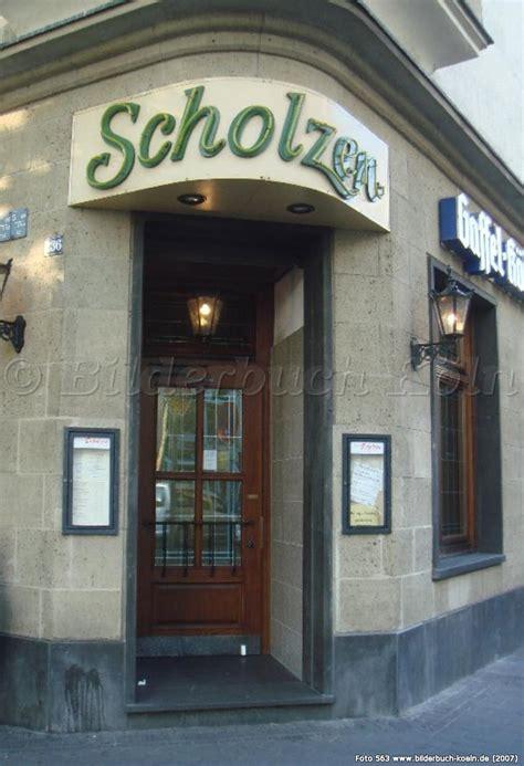 Bilderbuch Köln  Haus Scholzen In Der Venloer Str 236