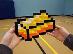 LEGO Gold Ingot - Minecraft - YouTube