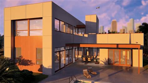 Architectural Designs Exclusive Modern House Plan