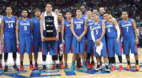 philippines basketball gilas pilipinas roster  fiba