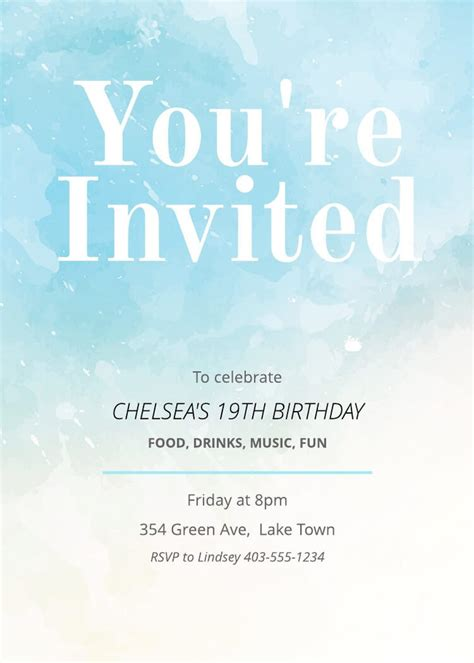 printable invitation card templates lucidpress