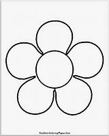 Coloring Flower Pages Simple Easy Drawing Realistic Flowers Nature Basic Printable Template Drawings Popular Edit Mesmerizing Getcolorings sketch template
