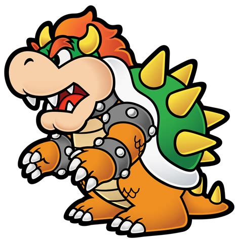 Bowser Paper Mario Wiki