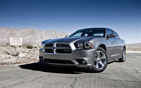 2012 Dodge Charger Rt Wallpaper