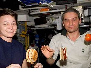 This Is The Food That Astronauts Eat In Space