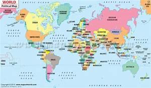 Global map - TravelQuaz.Com