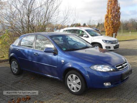 old car manuals online 2005 suzuki daewoo lacetti regenerative braking 2005 daewoo lacetti sx 109 hp air car photo and specs